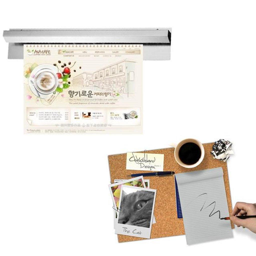 Fityle Ticket Holder/Tab Grabber/ Bill Receipt Check Holder Bar Bill Organiser - 60cm by Fityle (Image #4)