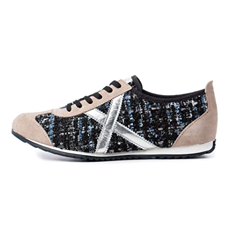 Zapatillas Munich Osaka 207 - Color - BEIGE, Talla - 37: Amazon.es: Zapatos y complementos