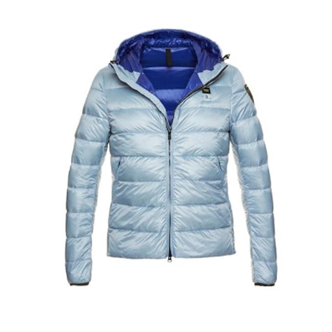 Blauer - Chaqueta - para Hombre Azzurro Polvere XL: Amazon ...