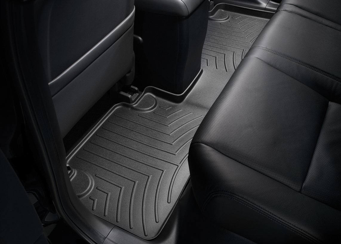 2014 scion xb weathertech floor mats - Amazon Com Weathertech Custom Fit Rear Floorliner For Scion Xb Black Automotive