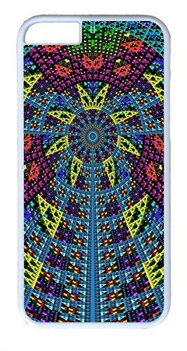 - iphone 6 plus Case iphone 6 plus Case Slim Fit Crystal Clear Case Bumper for iphone 6 plus Aztec Calendar Tattoo Designs Absorption Clear Hard Case for iphone 6 plus 5.5 inch