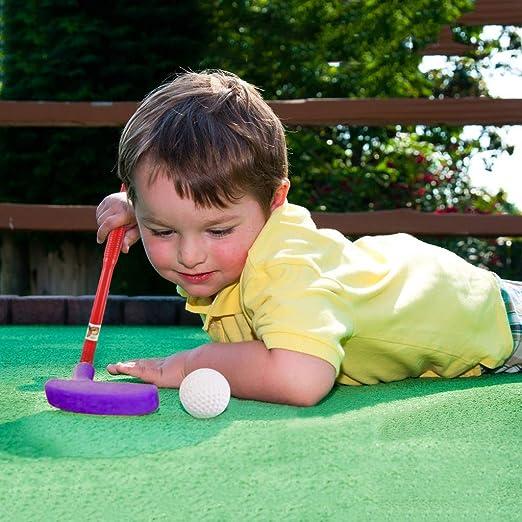 Amazon.com: Liberry - Juego de palos de golf para niños ...
