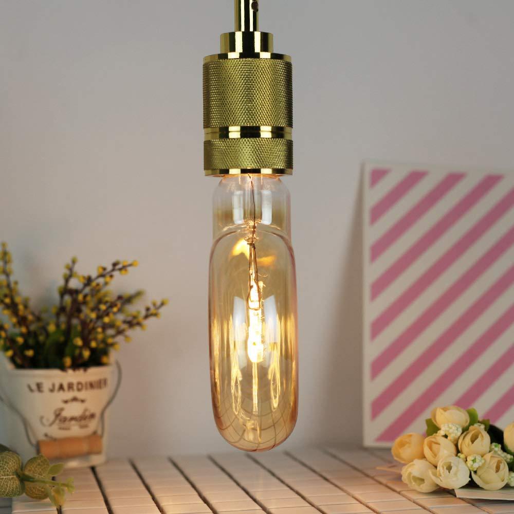 2000K Ideal für Dekorative Beleuchtung Modell 220V Vintage Edison ...