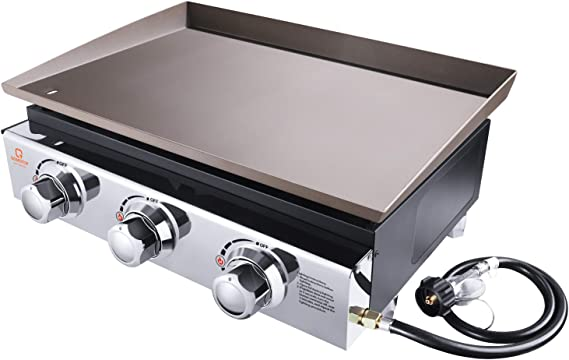 OT QOMOTOP 23-inch Gas Griddle