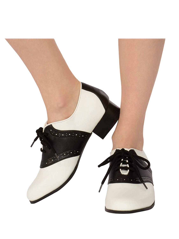 Women's Saddle Shoes Women' s Saddle Shoes Rubies Costume Co
