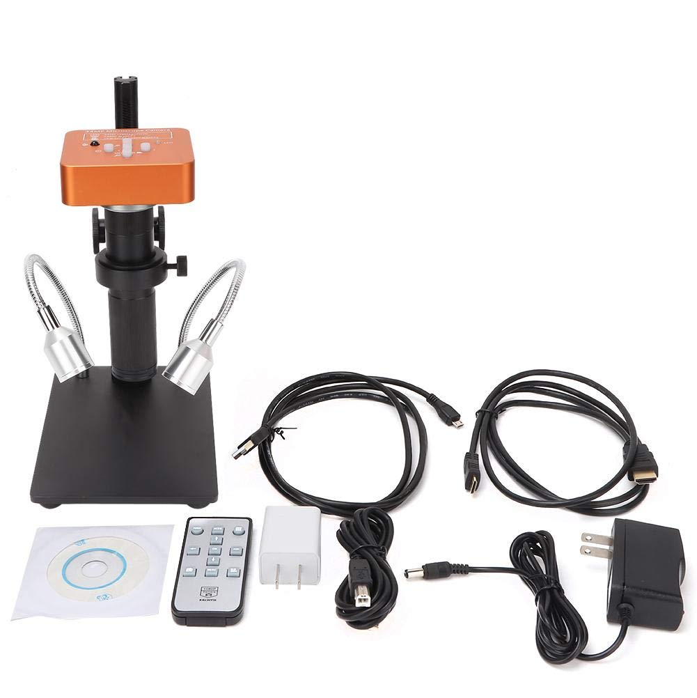 21mp Microscope Integrated Machine, 100-240V Industrial Microscope Set (2#) by Taidda