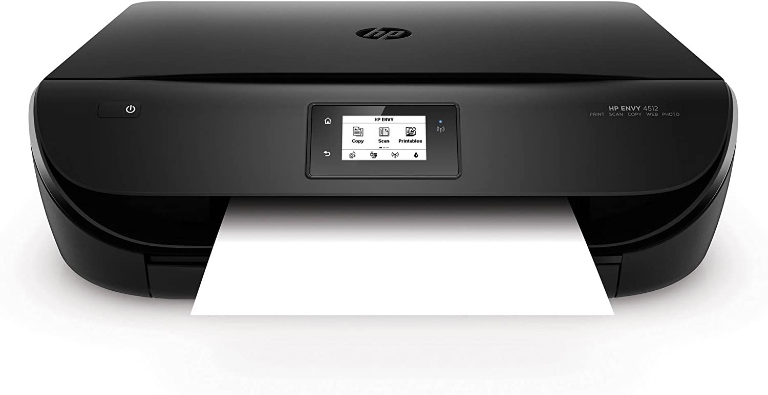 HP Envy 4512 All-in-One Printer (Renewed)