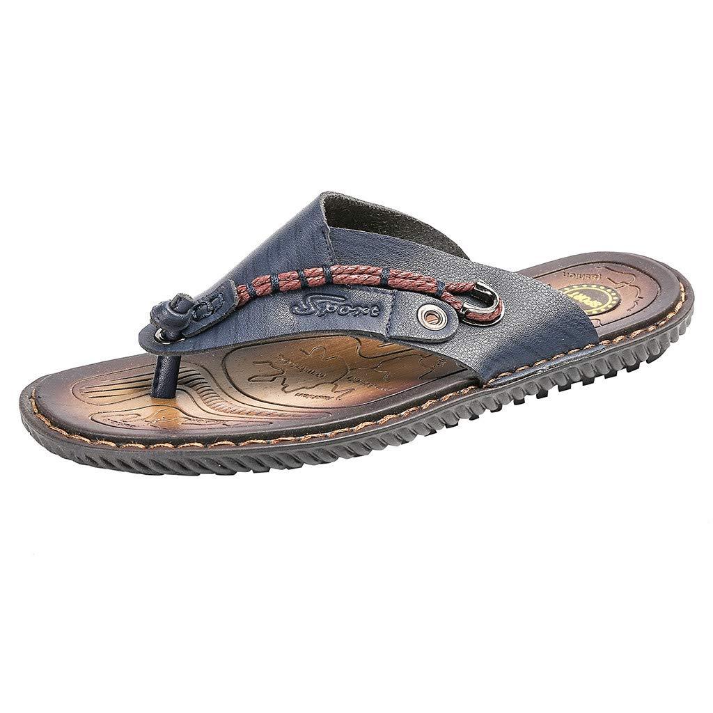 Hausschuhe : Herren stabile Qualität sandalias outdoor para