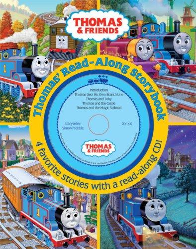 Thomas & Friends: Thomas' Read Along Storybook (Thomas The Train Read Along Books)