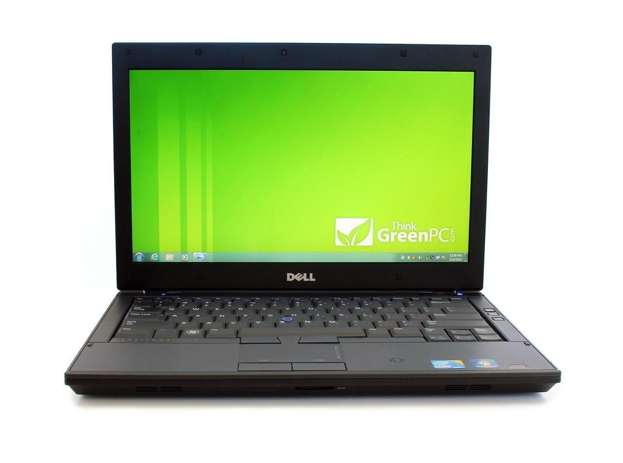 Dell Latitude E4310 Laptop i5 2.4Ghz 4GB Ram 160GB SATA Windows 7 P with Webcam DVDRW MS Office 30 Day Free Trial & Kaspersky Anti-Virus