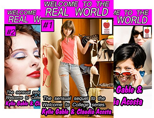 Welcome to the Real World (4 Book Series)
