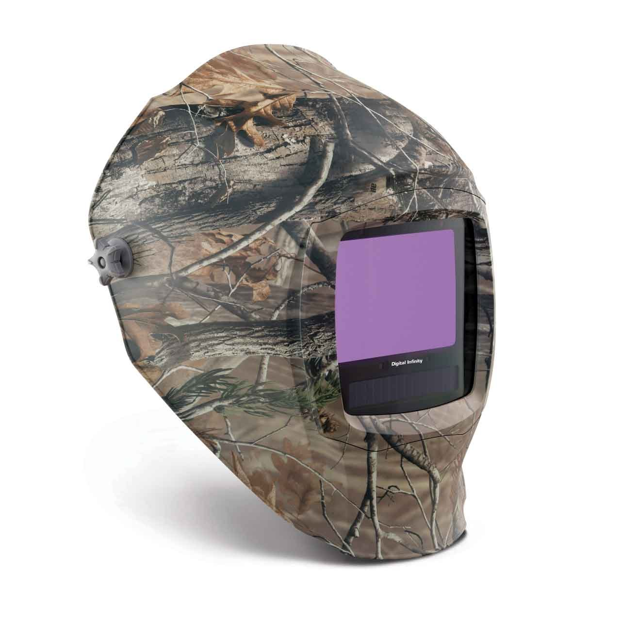 Auto Darkening Welding Helmet, Camouflage