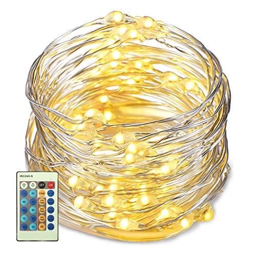 Gold Led Rope Lights - 8