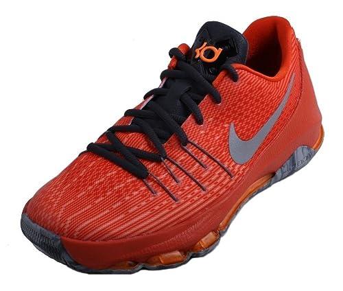 more photos 5a274 14e61 Amazon.com   Nike Kids KD 8 (GS) Basketball Shoe   Basketball