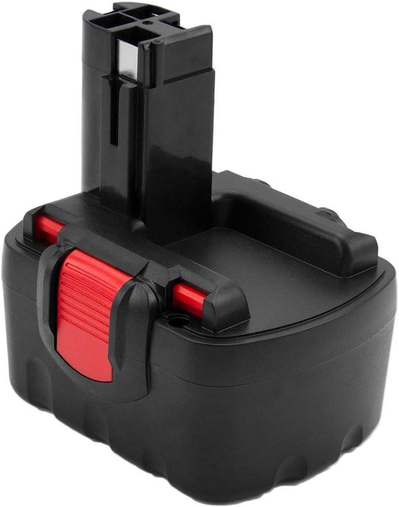 Creabest 14.4V 3.0Ah para Batería Bosch BAT038 BAT040 BAT041 BAT140 BAT159 2607335275 2607335533 2607335534 2607335557 2607335711 2607335685 2607335678 2607335276