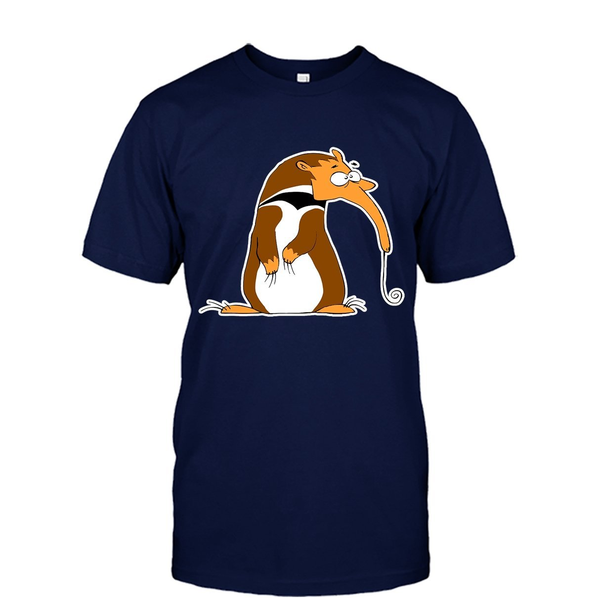 Anteater Emoji Tee Shirt Design for Men and Women Anteater Cool Tshirt