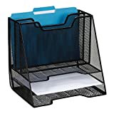 Rolodex Combination Sorter, Five Sections, Mesh, 12