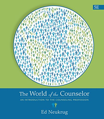 Download The World of the Counselor: An Introduction to the Counseling Profession Pdf