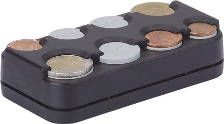 Hr Imotion 8er Münzbox Für Euro Münzen Von 1 Cent Bis 2 Euro Mit
