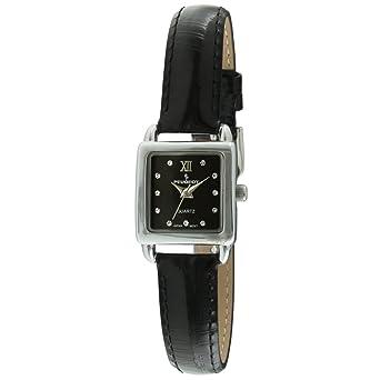 Amazon.com: Peugeot - Reloj de pulsera para mujer con correa ...