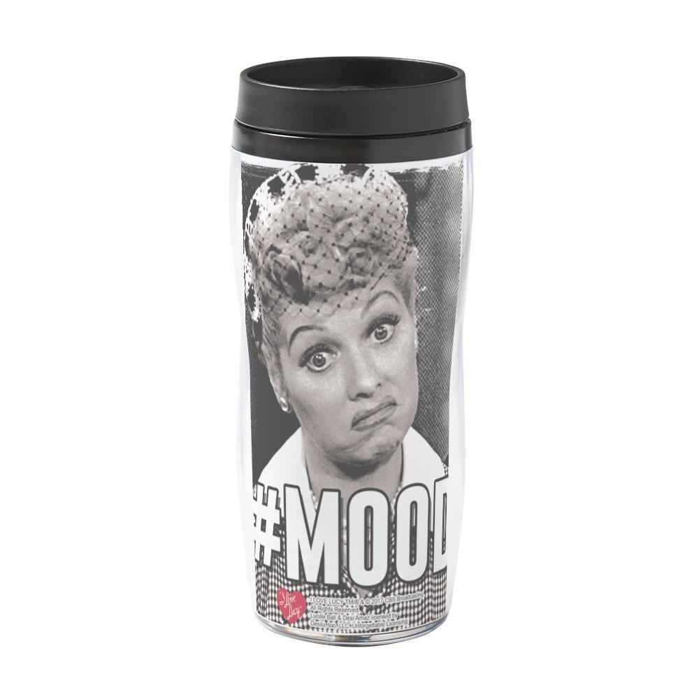 CafePress I Love Lucy #Mood - 16 oz Travel Mug