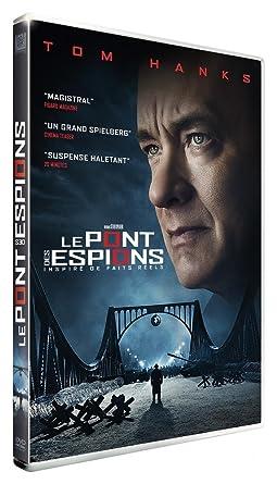 Le Pont Des Espions Dvd Digital Hd Amazon Co Uk Dvd