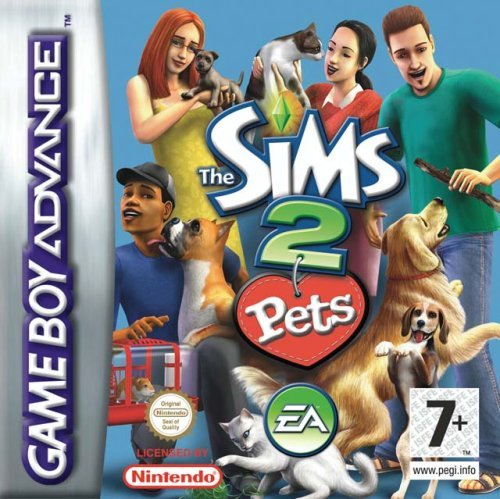 The Sims 2: Pets by Electronic Arts