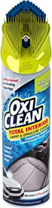 Oxi-Clean 57200OC Total Interior Carpet & Upholstery Cleaner-19 oz.