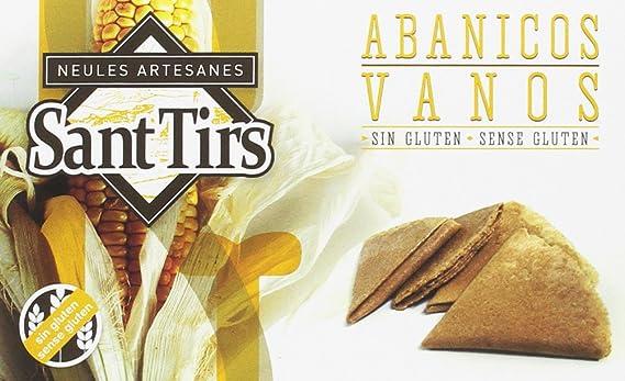 Sant Tirs Barquillos sin Gluten - 10 estuches