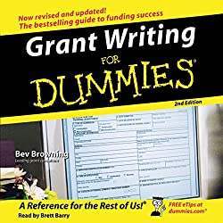 Grant Writing for Dummies, 2nd Edition
