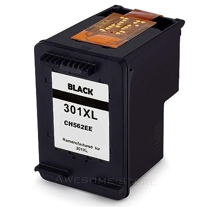 ColorStar 1 unidades Compatible para HP 301 X L negro ...