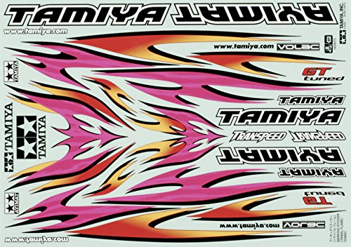 Tamiya OP840Marking stickers Tribal frame