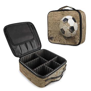 Bolsa de Maquillaje de balón de Arena para Deportes de fútbol ...