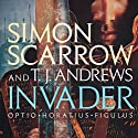 INVADER Audiobook by Simon Scarrow, T. J. Andrews Narrated by Jonathan Keeble