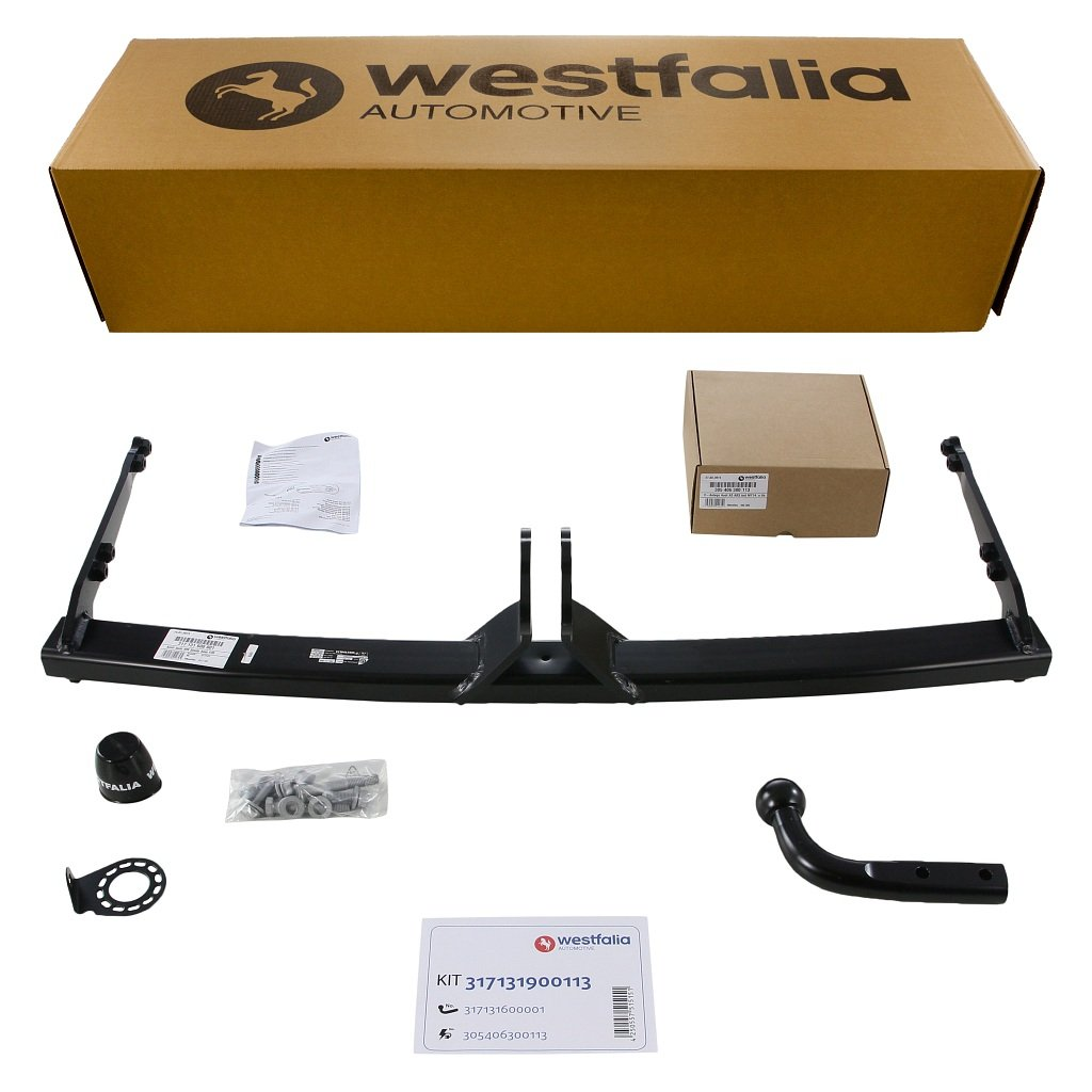 Wetsfaliak 317131900113 Giunto per Rimorchio Westfalia Automotive
