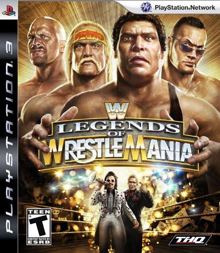 WWE Legends of Wrestlemania [Japan Import]