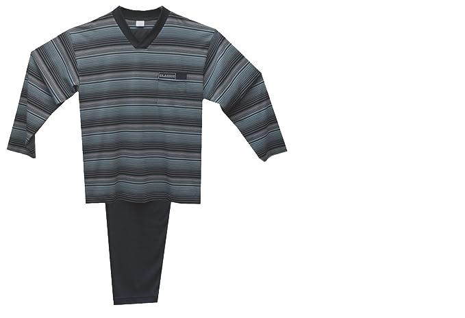 Consult-Tex Pijama - para hombre Negro 1 mes