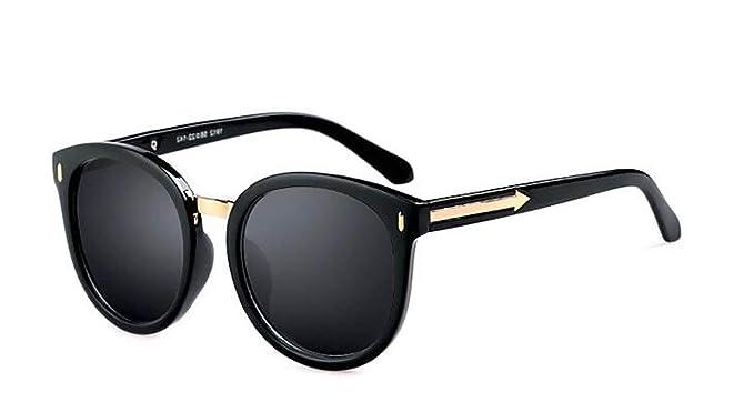 Schwarze & Hellrosa Polarisierte Sonnenbrille wLePxMB