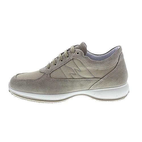detailed look c0ade 96e93 IGI&CO scarpe uomo sneakers basse 76934/00 BLU