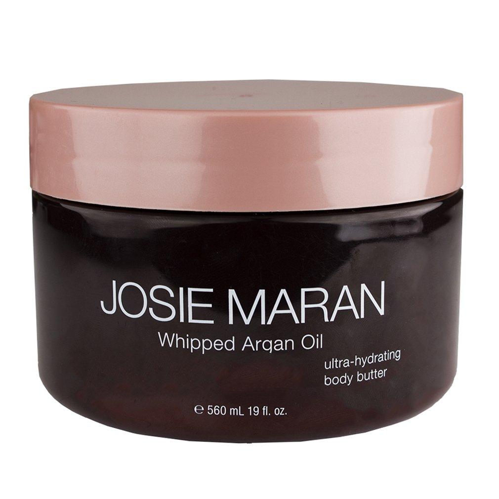 josie maran whipped argan oil illuminizing body butter super size 19oz 560ml vanilla health. Black Bedroom Furniture Sets. Home Design Ideas