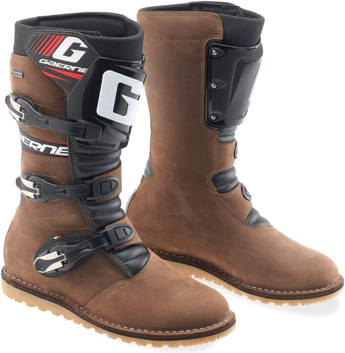 Brown 12 Gaerne G All-Terrain Boots