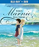 DVD : When Marnie Was There (Blu-ray + DVD)