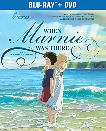 When Marnie Was There (Blu-ray + DVD) (Studio Ghibli The Tale Of Princess Kaguya)