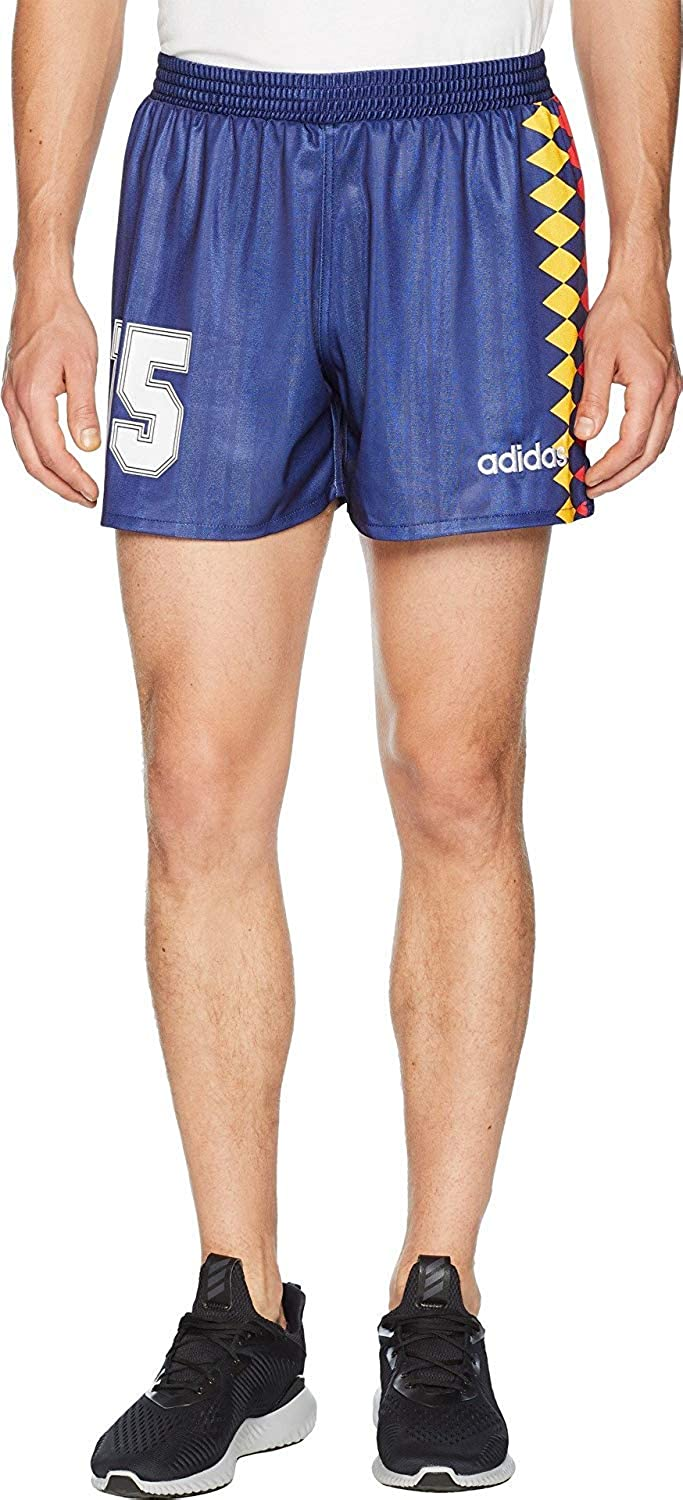82c3776e105d adidas Originals Men s Spain 1994 Shorts Unity Ink X-Large 4 at Amazon  Men s Clothing store