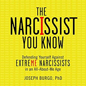 The Narcissist You Know Audiobook
