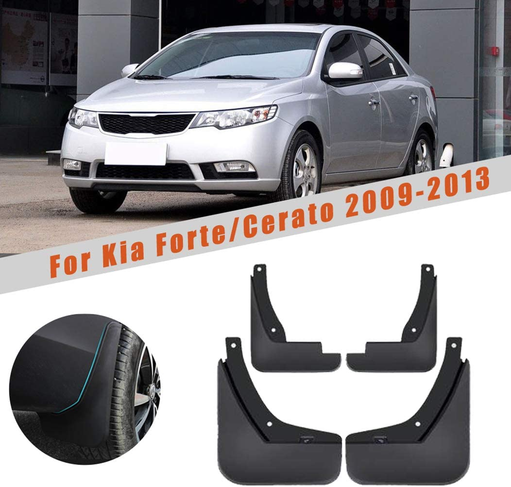 Front Engine Splash Shield For 2010-2013 Kia Forte Forte Koup KI1228126