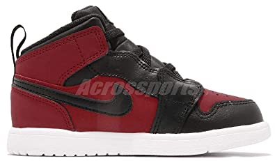 NIKE Jordan 1 MID ALT (TD) Baby-Boys Fashion-Sneakers AR6352- 3a529b589