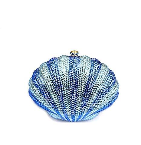 Diamante Bolsa de embrague noche joya de bolso bolso mini Pack