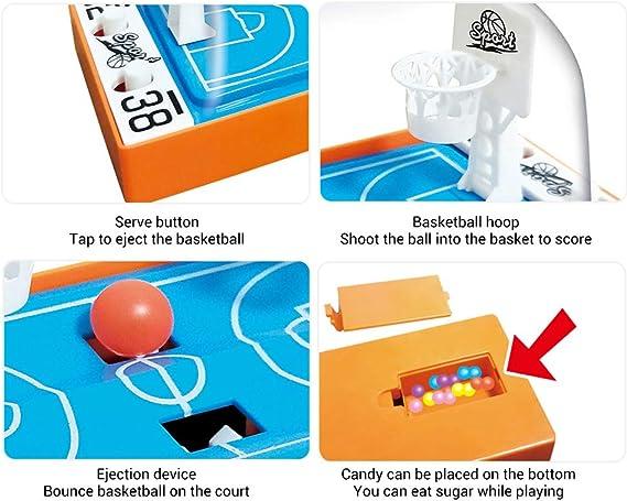 Halsey99 Familia del Juguete del Juego, Baloncesto Mini Juegos de ...