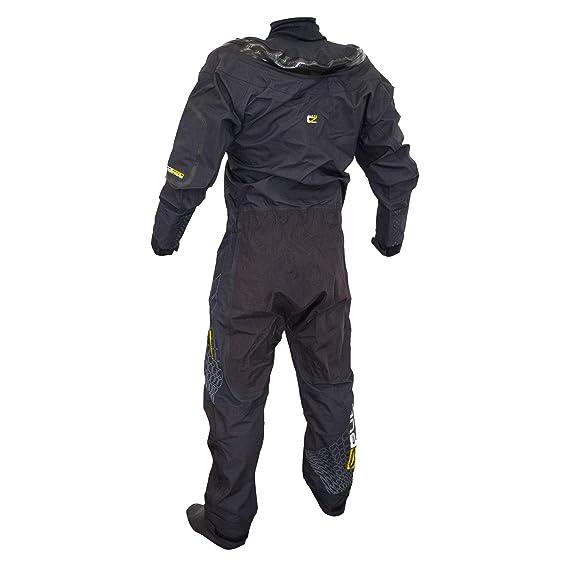Amazon.com: GUL 2018 Code Zero Stretch U-Zip Drysuit + Pee ...
